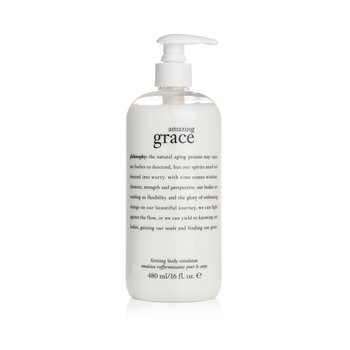Philosophy Amazing Grace Perfumed Firming Body Emulsion 480ml/16oz