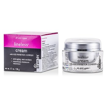 Lineless Cream w/ Age-Inhibitor Complex (For All Skin Types)