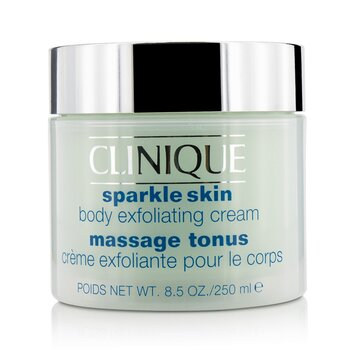 Купить Sparkle Skin Отшелушивающий Крем для Тела 250ml/8.5oz, Clinique