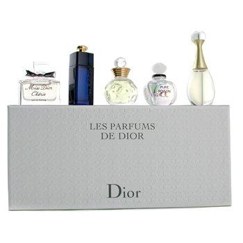 Christian Dior-Les Parfums De Dior Miniature Coffret: Miss Dior Cherie+Dolce Vita+J