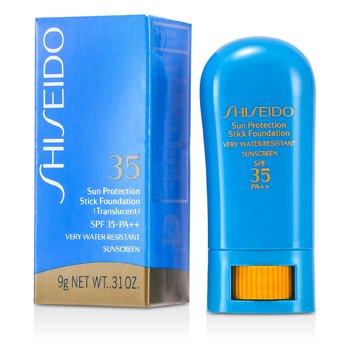 Shiseido-Sun Protection Stick Foundation SPF35 - # Translucent