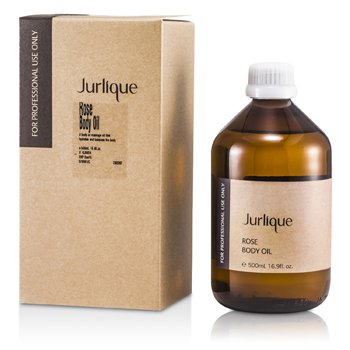 JurliquePure Rose Body Oil (Salon Size) 500ml/17oz