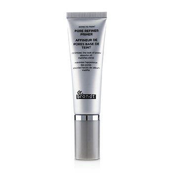 Dr. Brandt Pores No More Pore Refiner (Oily/ Combination Skin)  30ml/1oz