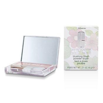 Clinique-Blushing Blush Powder Blush - # 114 Iced Lotus
