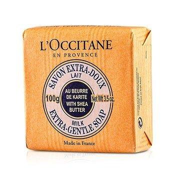 L'OccitaneShea Manteiga Extra suaveSab�o - Leite 100g/3.5oz