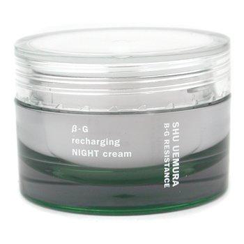Shu Uemura-B-G Recharging Night Cream