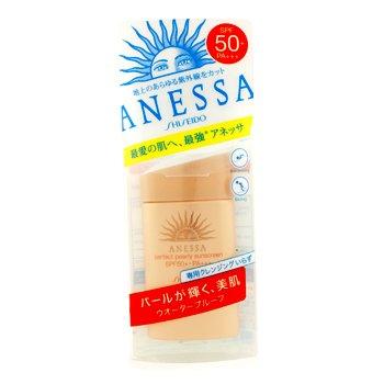 Shiseido-Anessa Perfect Pearly Sunscreen SPF50+ PA+++