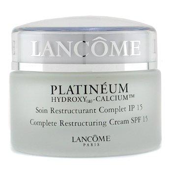 Lancome-Platineum Complete Restructing Cream SPF15