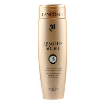 Lancome-Absolue Soleil Absolute Replenishing Sun Protection Body Cream SPF 30