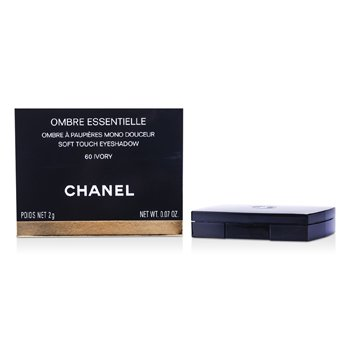 Chanel Ombre Essentielle Soft Touch Eye Shadow - No. 60 Ivory  2g/0.07oz