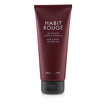 Guerlain Habit Rouge All-Over Shampoo  200ml/6.7oz