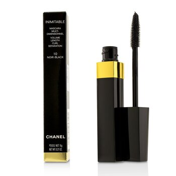 Chanel M�scara Inimitable Multi Dimensional  - # 10 Black  6g/0.21oz