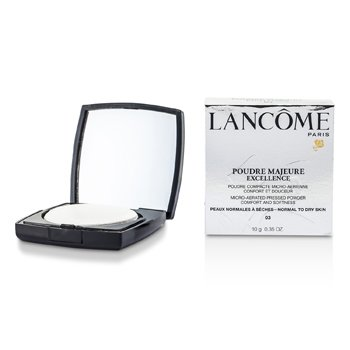 Lancome-Poudre Majeur Excellence Micro Aerated Pressed Powder - No. 03 Sable