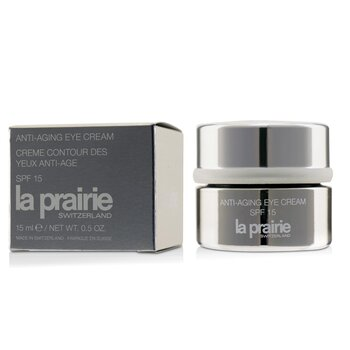 La Prairie-Anti Aging Eye Cream SPF 15 - A Cellular Intervention Complex