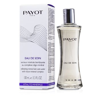 PayotEau De Soin Refreshing Mineral Skin Care Water - Agua Mineral Refrescante  100ml/3.3oz