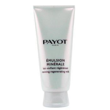 Payot Vitalite Minerale Emulsion Minerale Leche Regeneradora Revitalizante  200ml/6.7oz