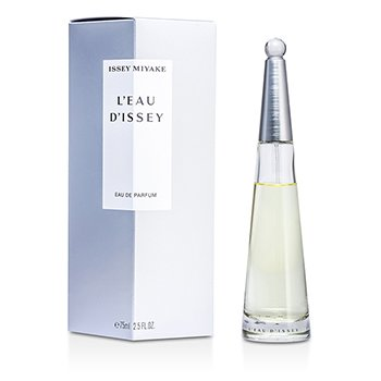 Issey MiyakeL'Eau D'Issey Eau De Parfum Refillable Spray (New Packaging) 75ml/2.5oz