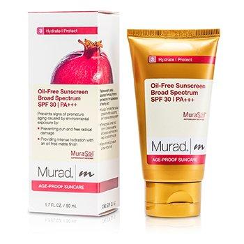 Murad-Oil-Free Sunblock SPF 30 for Face