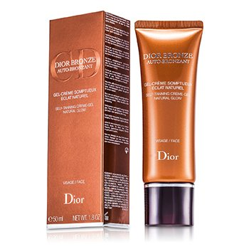 Christian DiorDior Bronze Self Tanner Natural Glow For Face 50ml/1.8oz