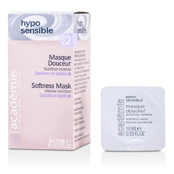 Academie Hypo-Sensible Softness Mask Intense Nutrition - M�scara Nutrici�n Intensa  8x10ml