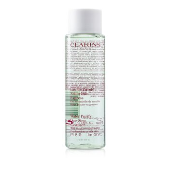 ClarinsWater Purify One Step Cleanser w/ Mint Essential Water (For Combination or Oily Skin) 200ml/6.8oz