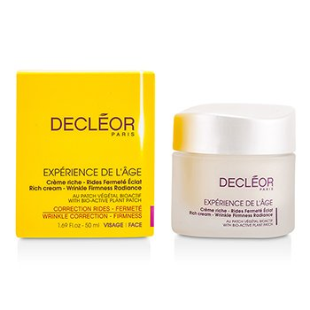 DecleorExperience De L'Age Crema Rica 50ml/1.66oz