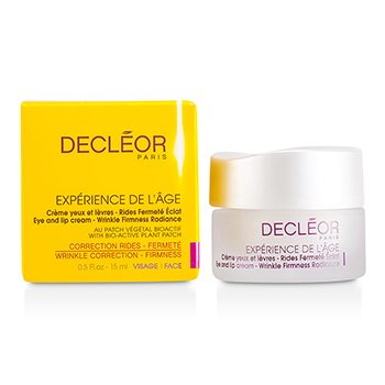 DecleorTriple Action olhos & L�bios Creme 15ml/0.5oz