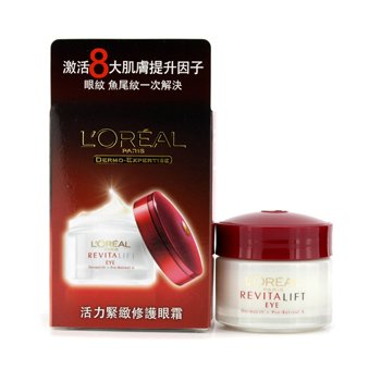 L'OrealDermo-Expertise RevitaLift Creme p/ os olhos 15ml/0.5oz