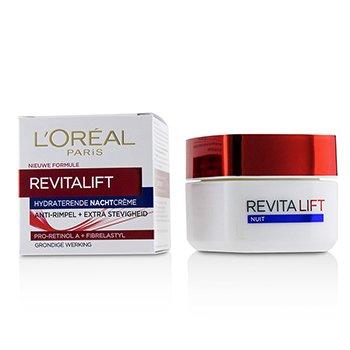 L`Oreal Dermo-Expertise RevitaLift Night Cream 50ml/1.7oz