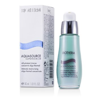 Biotherm-Aquasource Superserum - Intensely Moisturizing Oligo-Thermal Concentrate