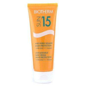 Biotherm-Multi Protection Anti Wrinkle Sun Cream SPF15 UVB/UVA+++