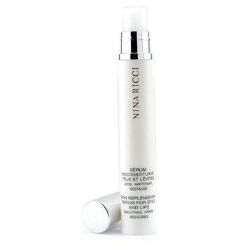 Nina Ricci-Skin Replenishing Serum For Eyes And Lips