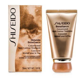 Shiseido Benefiance Concentrated Neck Contour Tratamiento  50ml/1.8oz
