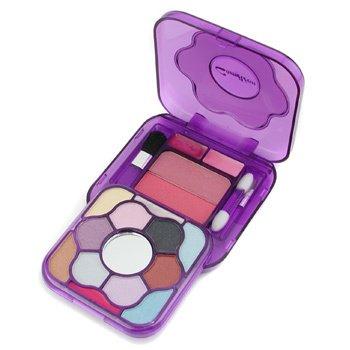 Cameleon-MakeUp Kit 303-3: 10x Powder Eye Shadow, 2x Compact Blusher, 4x Lip Gloss