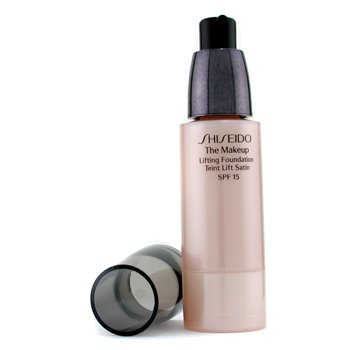 Shiseido-The Makeup Lifting Foundation SPF 15 - O20 Natural Light Ochre