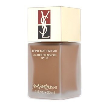 Yves Saint Laurent-Teint Mat Parfait Oil Free Foundation SPF12 - #7