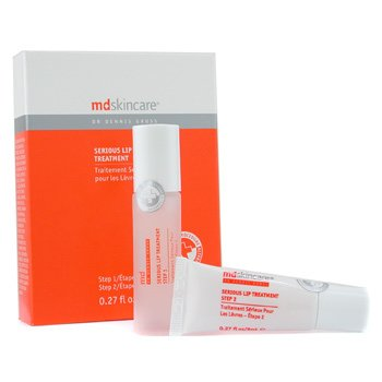 MD Skincare-Serious Lip Treatment: Step1 8ml + Step2 8ml