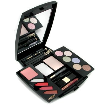 Lancome-Absolue Seduction Complete M/U Palette: 1xPowder,6xE/Color,4xLipcolor, 1xBlush,1xMascara...