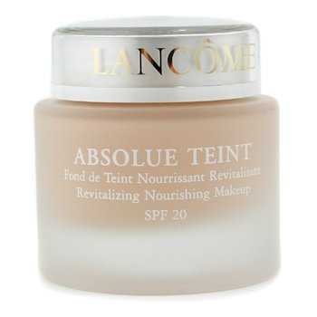 Lancome-Absolue Teint Revitalizing Nourishing Makeup SPF20 - #10 Porcelaine