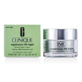 Clinique Repairwear Lift Firming Night Cream (For Dry/ Combination Skin)  50ml/1.7oz