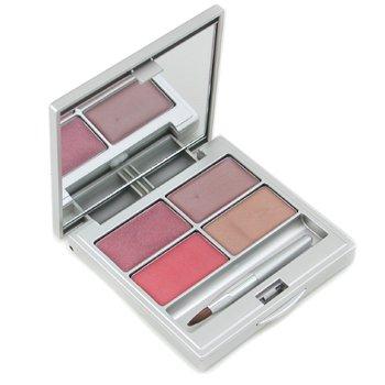 Stila-Pocket Palette Lip Gloss Compact - Quad no.8