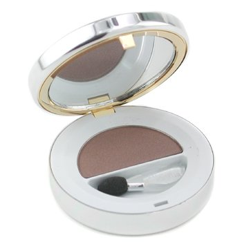 Lancaster-Touch Of Glamour Mono Eye Shadow - #203 Sienne