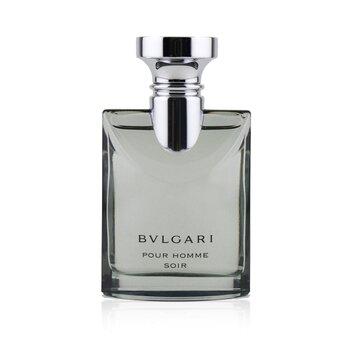 Bvlgari Pour Homme Soir EDT Spray 50ml/1.7oz