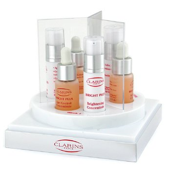 Clarins-Bright Plus Intensive Age-Control Brightening Program ( 3 Weeks Treatment )