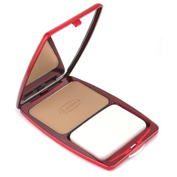Clarins-Express Compact Foundation Wet/ Dry - # 08 Cinnamon Beige