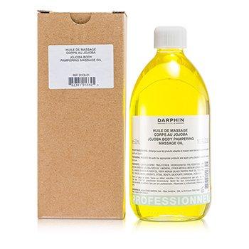 DarphinJojoba Body Pampering Massage Oil Bottle (Salon Size) 490ml/16.6oz