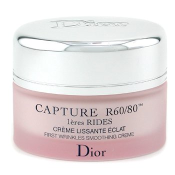 Christian Dior-Capture R60/80 Rides First Wrinkles Smoothing Cream