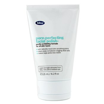 Pore Perfecting Facial Polish Bliss Pore Perfecting Facial Polish 125ml/4.2oz