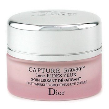 Christian Dior-Capture R60/80 First Wrinkles Smoothing Eye Cream