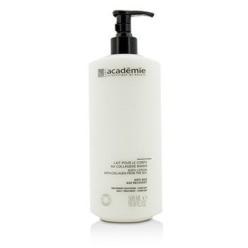 Academie Hypo-Sensible Body Lotion with Collagen From The Sea (Salon Size)  500ml/16.9oz